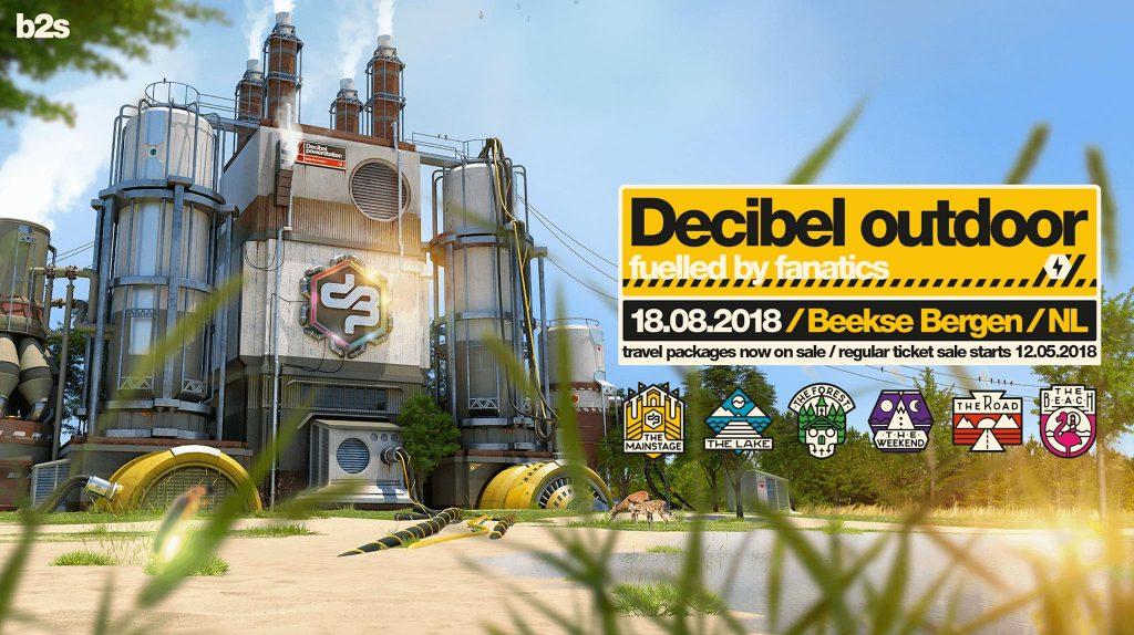 Decibel outdoor festival 2018