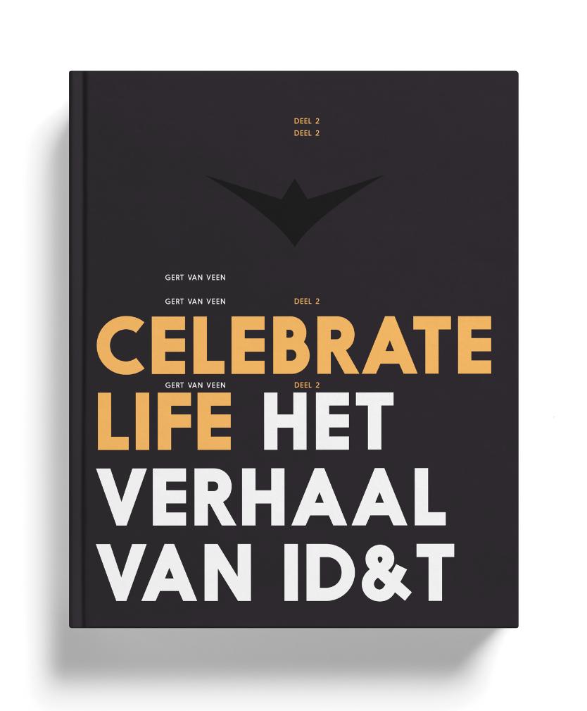 Celebrate Life boek ID&T