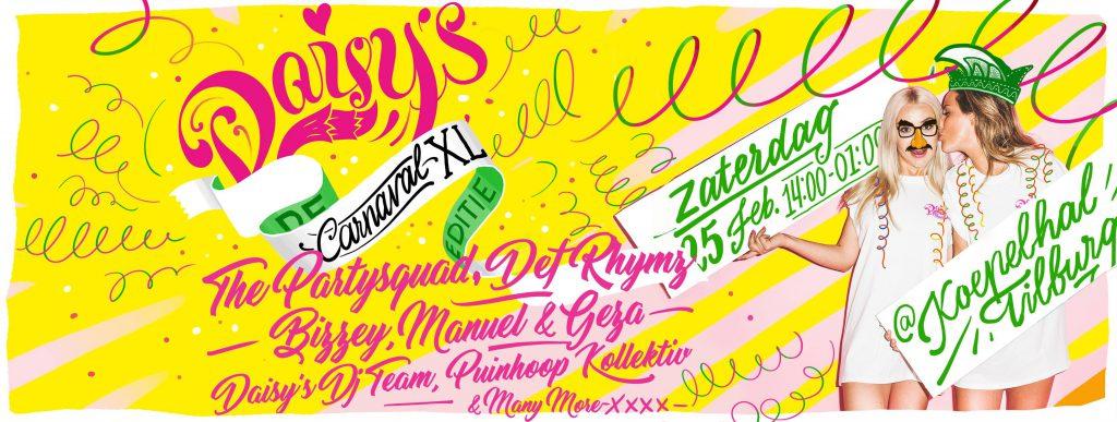 Daisy's Carnaval XL