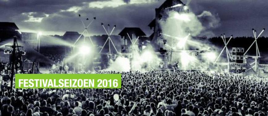 Festivalseizoen 2016