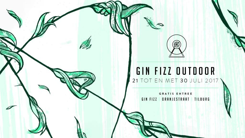 Gin Fizz Outdoor - Tilburgse Kermis