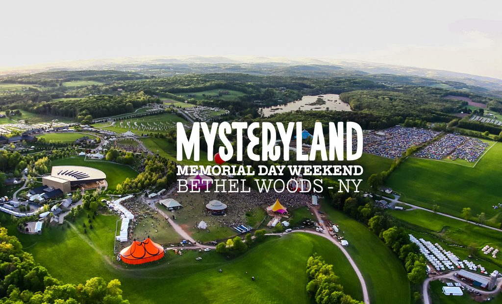 Mysteryland Woodstock USA