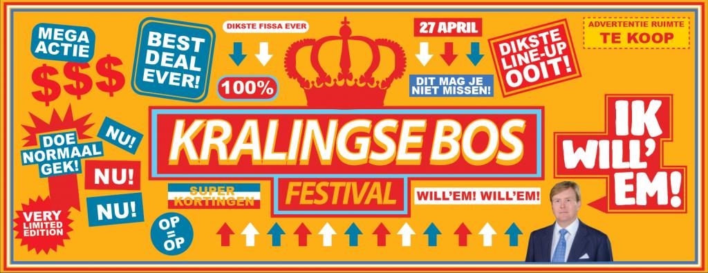 Kralingse Bos Festival Rotterdam Koningsdag