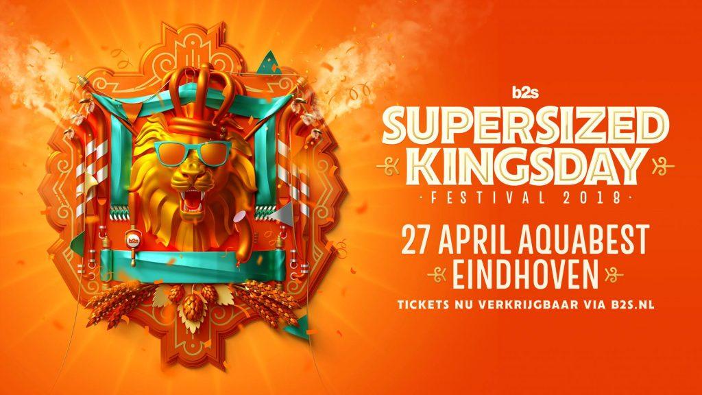 Supersized Kingsday Best Koningsdag