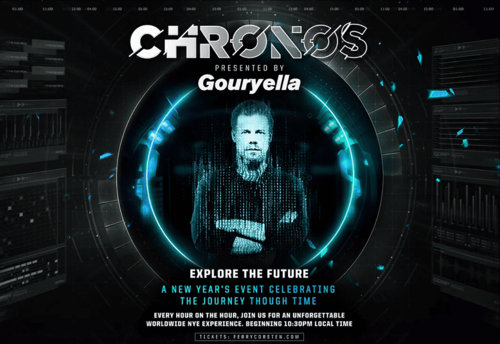 Ferry Corsten presents Chronos